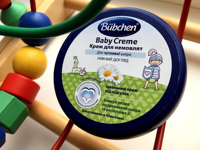 Bubchen Baby Creme