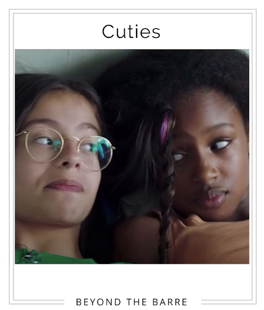 Cuties - a netflix film