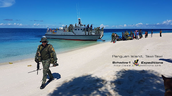 Philippine Navy BA-485 MPAC Panguan Island - Schadow1 Expeditions