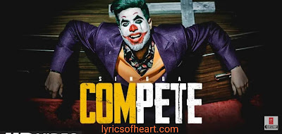 Compete  Lyrics | The Kidd | Singga |