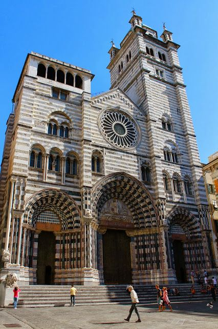 The Cattedrale di San Lorenzo