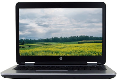 "HP ProBook 14"" Refurbished - Model: 640 G2-31212 | Laptop under $500"