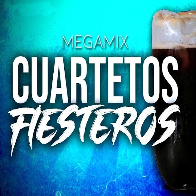 CUARTETOS FIESTEROS 2020 - MEGAMIX