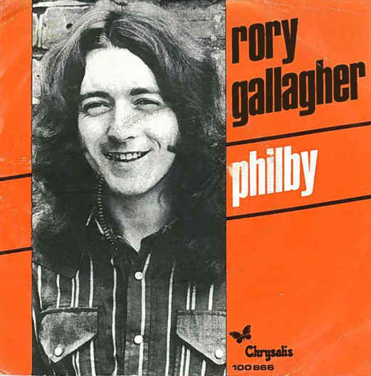"""Rory Gallagher   - """"Philby"""""""
