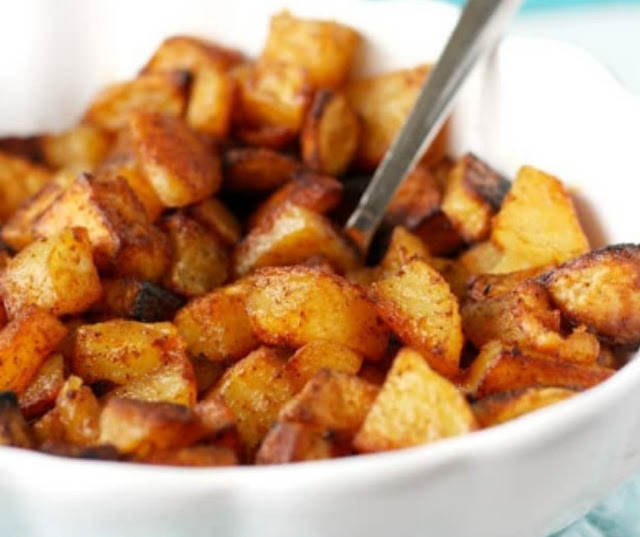 Perfectly Seasoned Roasted Potatoes