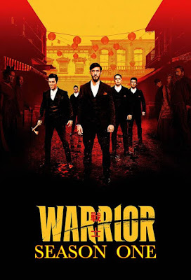 Warrior (TV Series) S01 DVD R1 NTSC Sub 3DVD
