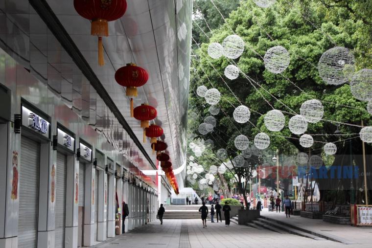Cuaca Di Hong Kong Akan Dingin ,Mendung Disertai Hujan Pada Akhir Pekan Ini