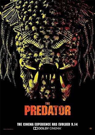 The Predator 2018 Full Hindi Movie Download Dual Audio BRRip 720p