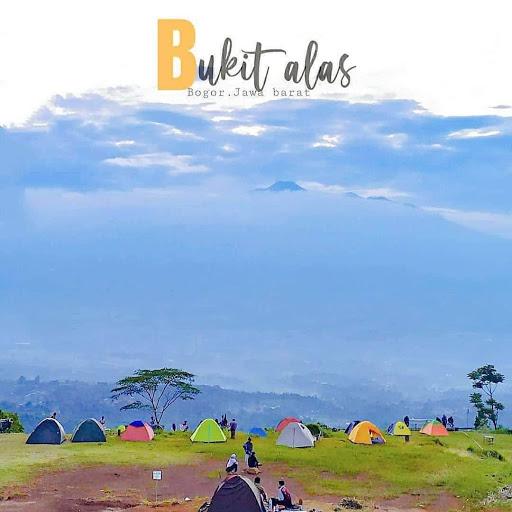 Keindahan Bukit Alas Bandawasa Bogor, Cek Lokasi & Tiketnya