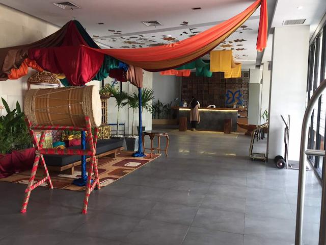 Dekorasi Ramadhan Bedug di Kantor