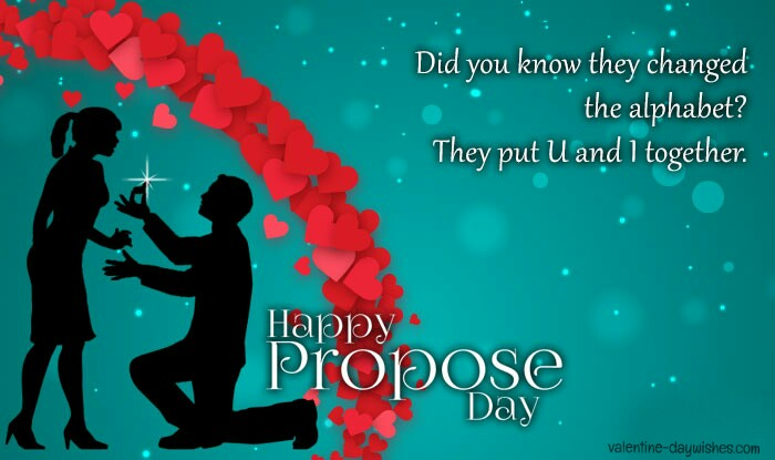 Propose Day Quotes 2020