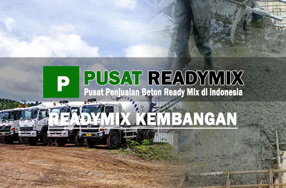 harga beton ready mix Kembangan