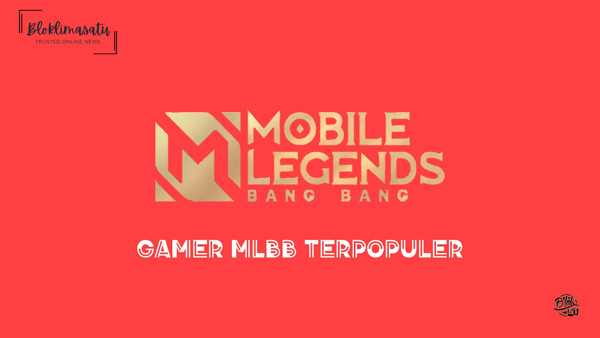 Daftar pro player mobile legend hari ini