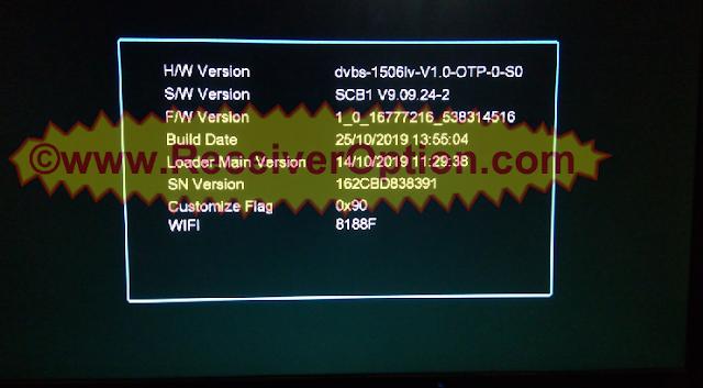 1506VL BOARD STAR TRECK 5900 HD PLUS RECEIVER NEW SOFTWARE