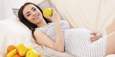 Buah Pir Cocok Untuk Ibu Hamil