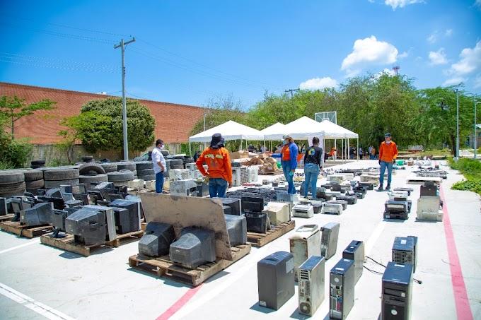 Santa Marta superó record de residuos Posconsumo recolectados en 2020