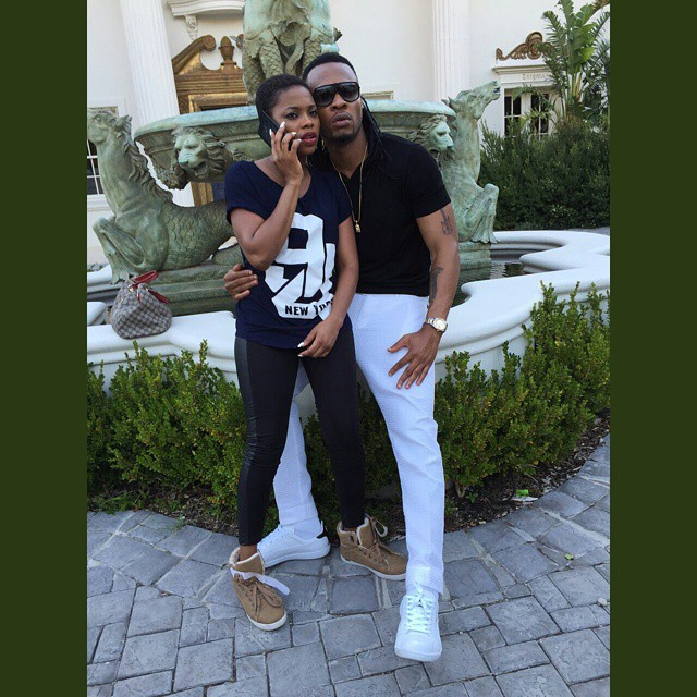 Hmmm! Chidinma Clears her Instagram But Keeps Photos With Flavour