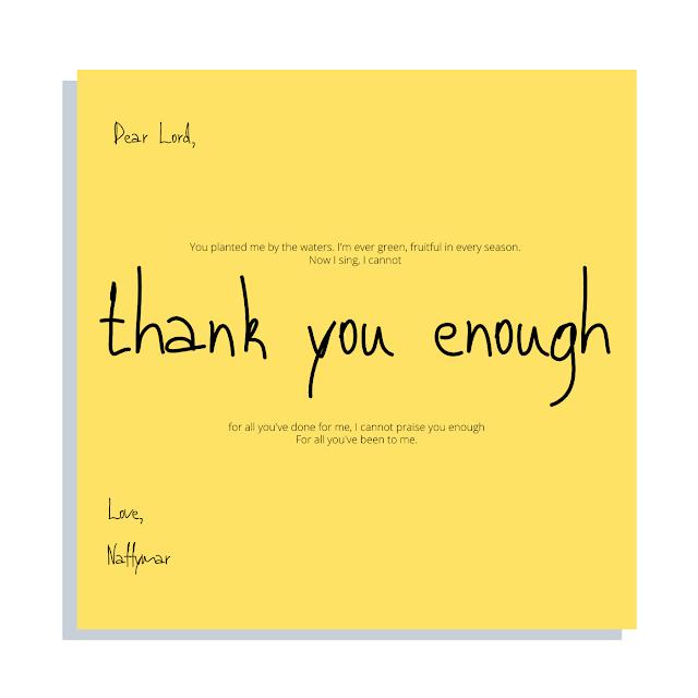 New Music: Naffymar - 'Thank You Enough' || @naffymar