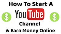 How to create YouTube channel and earn money