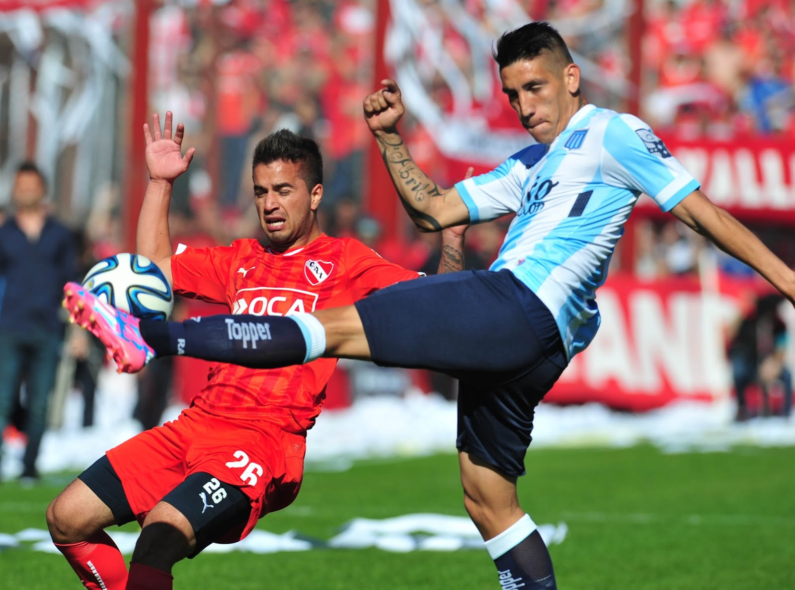Football Rivalries - Racing and Independiente