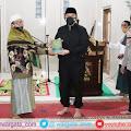 Safari Ramadhan, Kapolda Nusa Tenggara Barat Berbagi Al-Quran di Masjid