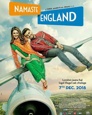 Namaste England 2018 Full Movie download