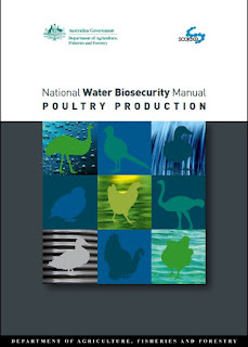 National Water Biosecurity Manual poultry prodution 1st Edition