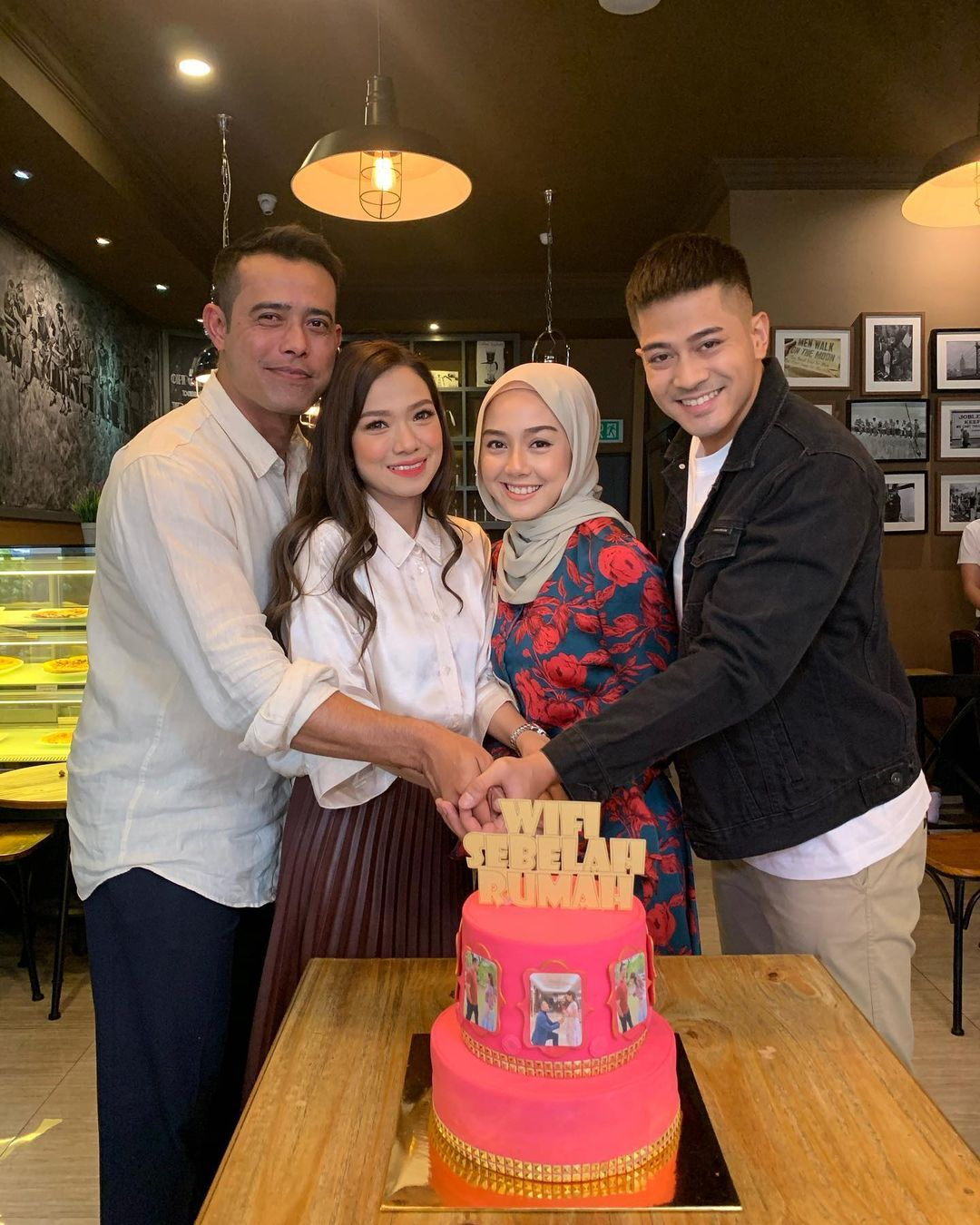 Drama Wifi Sebelah Rumah (TV3)   MyInfotaip