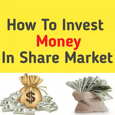 How To Invest Money In Share Market