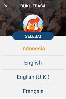 Ketika Anda ingin pergi ke salah satu negara di dunia Cara Belajar Bahasa Korea di Android