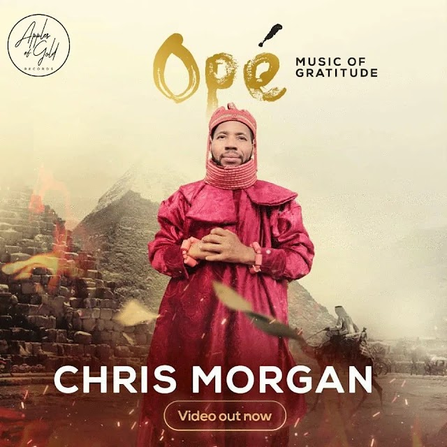 Music Video: Chris Morgan – OPE