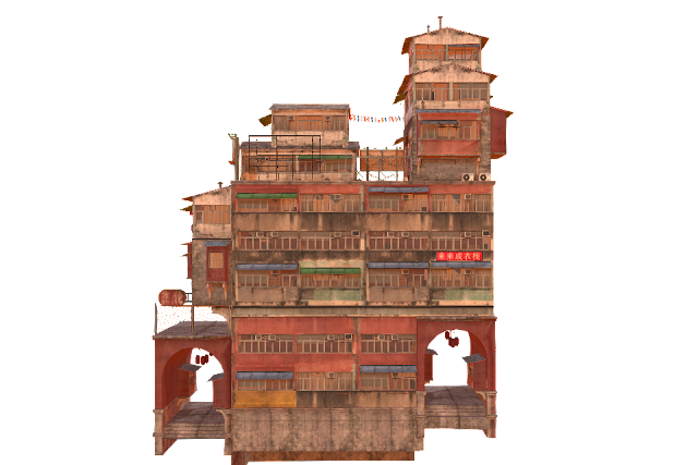 China Town - Building 3