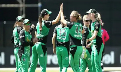 WBBL 2019 HB-W vs ST-W 22nd Match