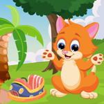 G4K Cute Cat Escape 2 Game