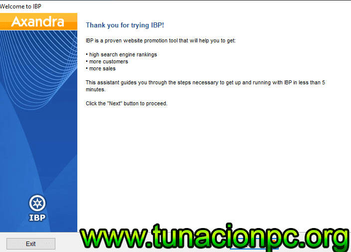 Internet Business Promoter Full con Activador