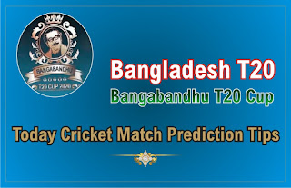 Today match prediction ball by ball Bangabandhu T20 Cup T20 Beximco Dhaka vs Minister Rajshahi Best Fantasy Picks 100% sure Tips✓Who will win BDH vs MRA Match astrology