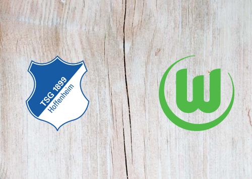 Hoffenheim vs Wolfsburg -Highlights 15 February 2020
