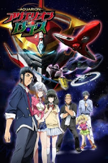 detail dan nonton trailer anime Aqurion Logos (2015)