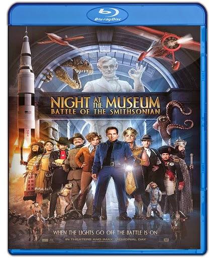 Una noche en el Museo 2 (2009) HD 1080p Latino
