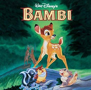 Disney Bambi Movie Images