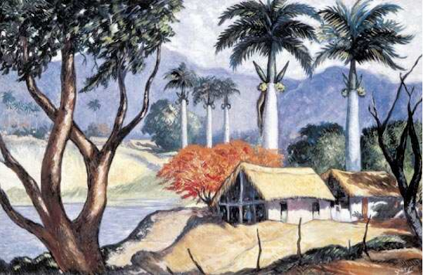 Paisaje cibaeño, 1959