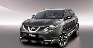2019 Nissan Qashqai Automatique Intérieur, prix et spécification Rumeur