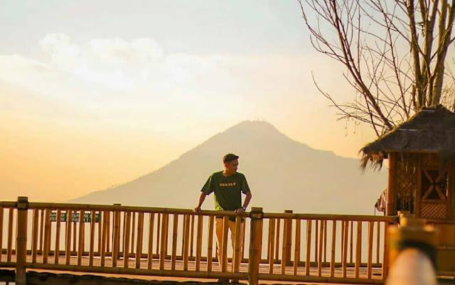 Wisata Lereng Gunung Merbabu