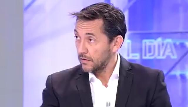 """Javier Ruiz alerta: """"Hay una formación política que está llamando al Ejército a dar un golpe de Estado"""""""