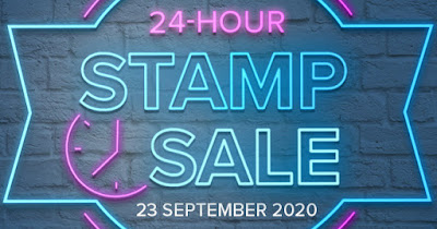 Stampin' Up! 24 hours Stamp Sale