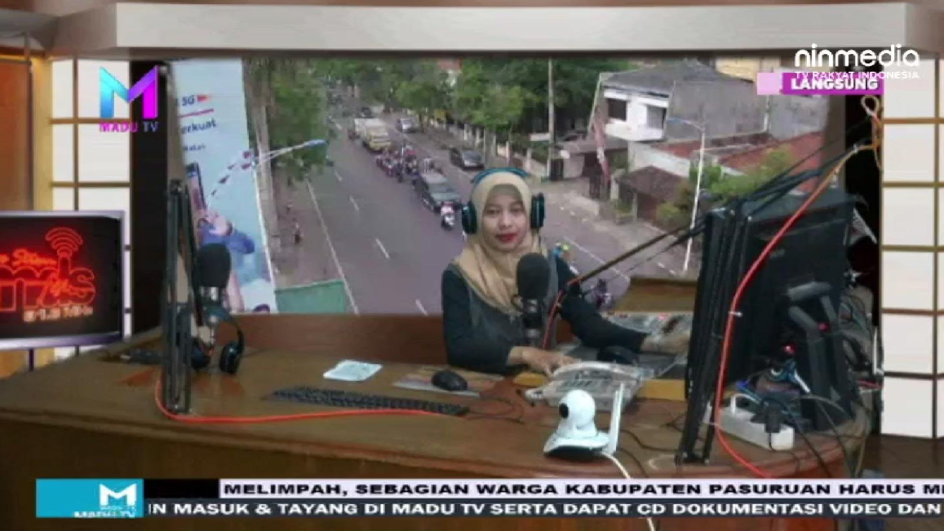 Frekuensi siaran Madu TV di satelit ChinaSat 11 Terbaru