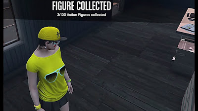 Ocean Of Games: GTA Online Action Character Sites - where you find every 100 hidden action character collectibles
