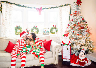 Christmas, Christmas photos, family photos, at home photos, Latina mom blog, nyc mom blog, work from home mom, mom blogger, Christmas pjs, Christmas pajamas, target, Target pjs, Target pajamas, Target Christmas