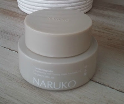 Narüko Magnolia Brightening and Firming Night Eye Jelly