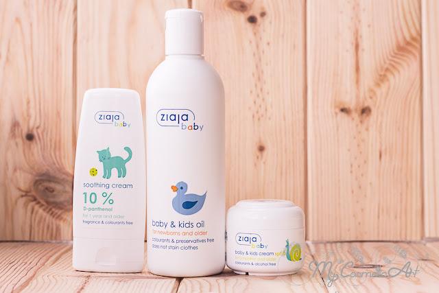 Ziaja: Líneas Leche de Cabra, Manuka y Baby